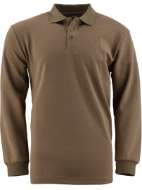 poloshirt SOLAR long sleeve
