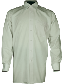 shirt BEROLA light green long sleeve