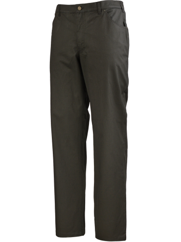pants TEXAS Stretex brown